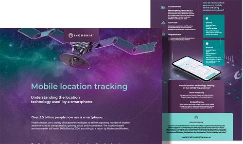 Mobile location technology