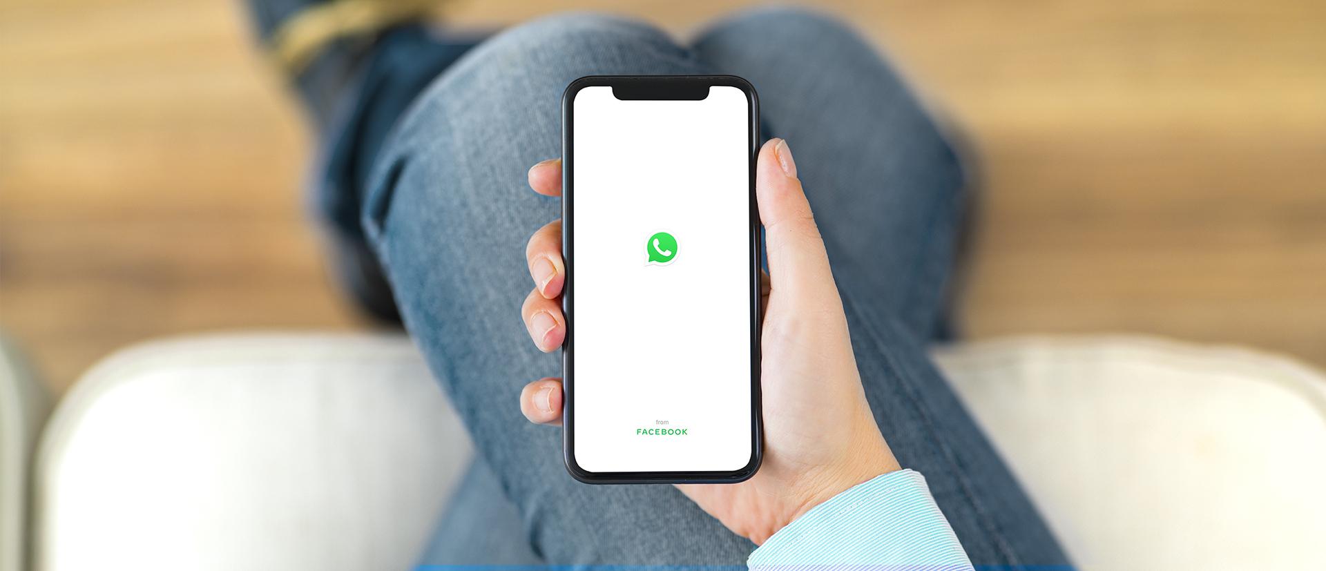 [POST] Whatsapp payments cancelado pelo Banco Central por conta de seguranca