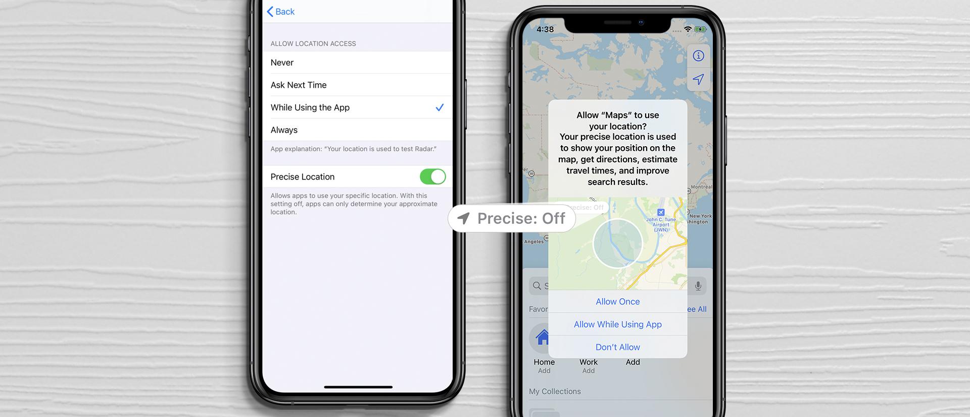 [POST] iOS14 Location Access Update