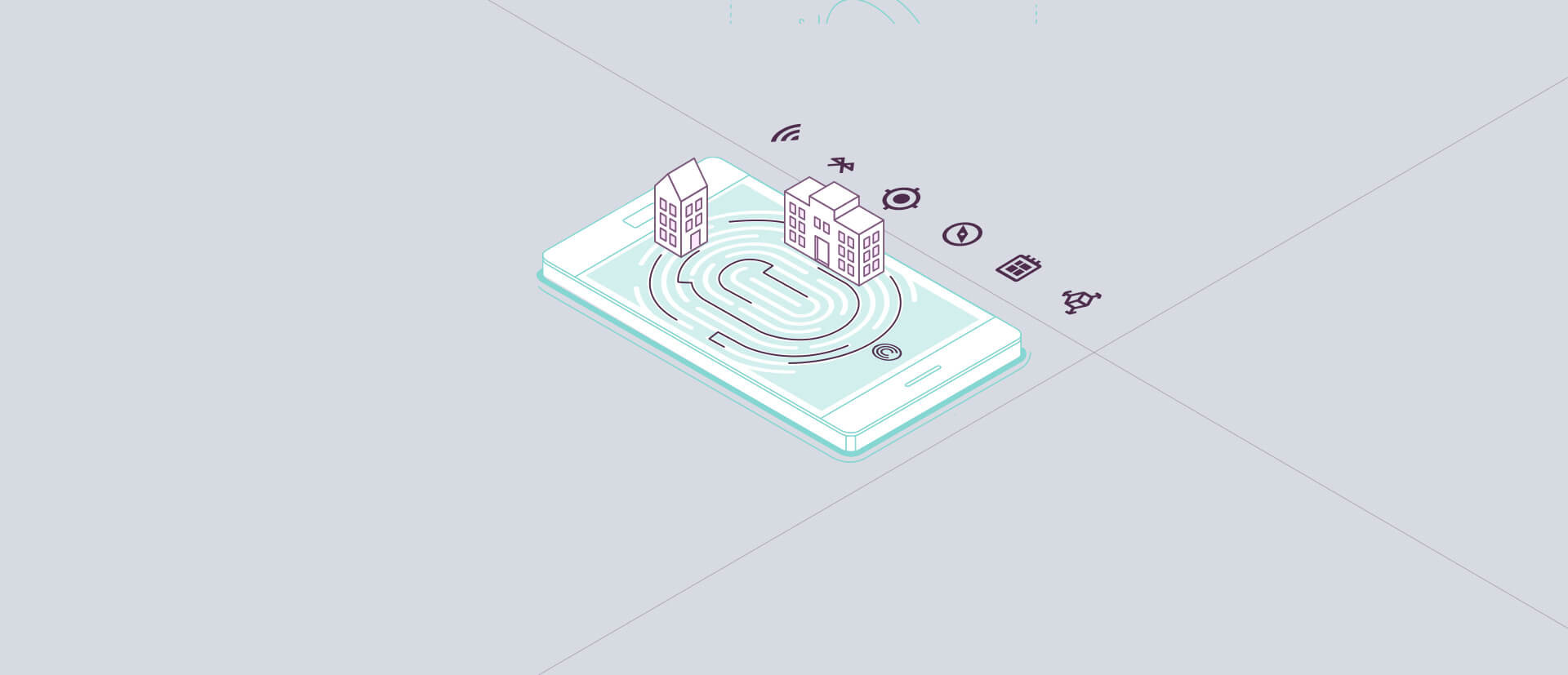 Incognia location illustration