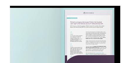 Autenticação baseada em risco e redução do roubo de conta Cover