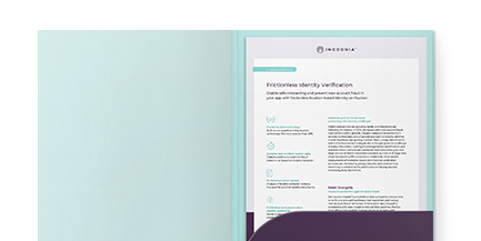Frictionless Identity Verification Cover