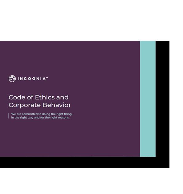 Incognia's Code of Ethics eBook
