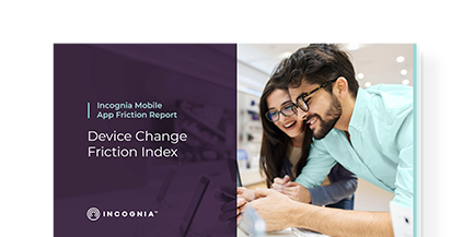 Mobile App Friction Report: Device Change Cover