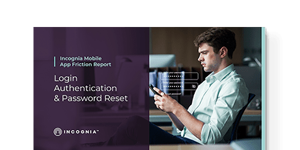 Mobile App Friction Report - Login Authentication & Password Reset Cover