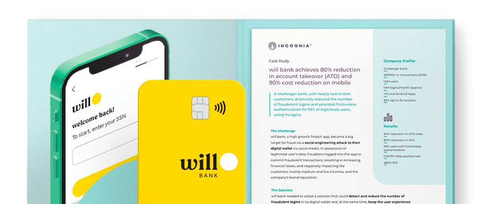 Will Bank Reduces Account Takeover Case Study